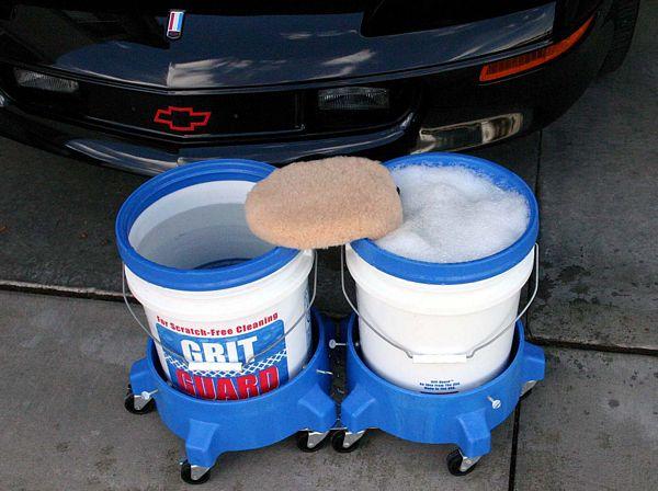 Car wash bucket