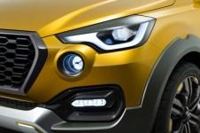 Datsun Go-Cross Compact SUV Concept 9