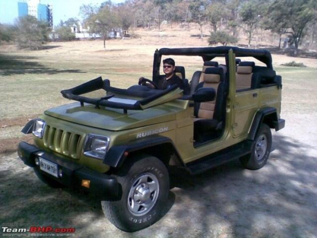 Mahindra Bolero GLX custom