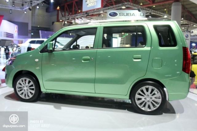 Maruti Suzuki Wagon R YJC Compact MPV