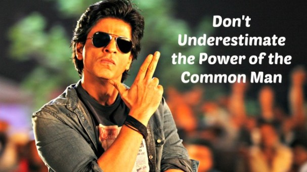 dont underestimate the power