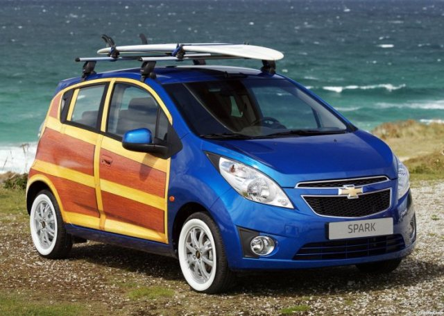 Chevrolet Beat Woody 1