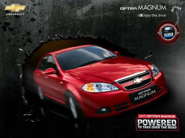 Chevrolet Optra Magnum Diesel
