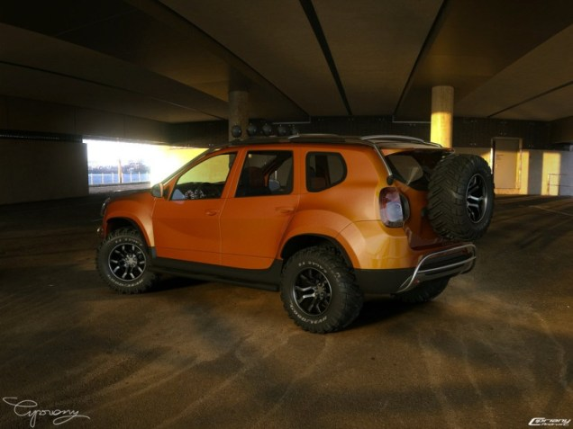 Renault Duster Off Road 2