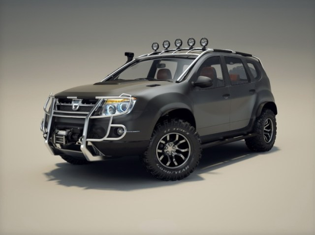 Renault Duster Off Road 5