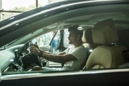 Virat Kohli with his new Audi A8L W12 Quattro Luxury Saloon 9