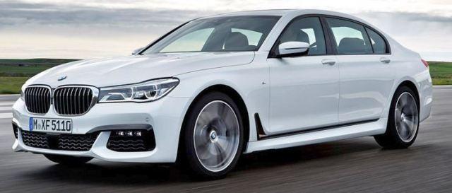 BMW 7-Series Luxury Saloon