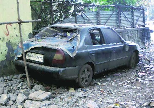 Dawood Ibrahim's Hyundai Accent