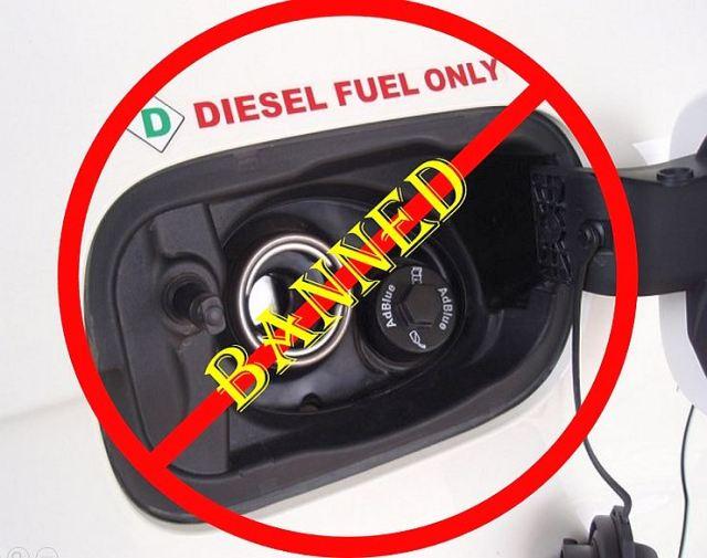 Diesel Car Ban