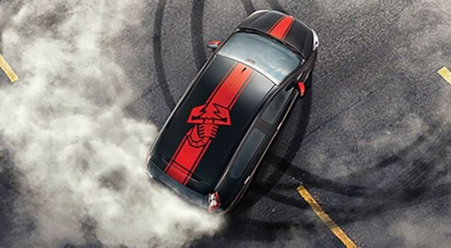 Fiat Abarth Punto 5