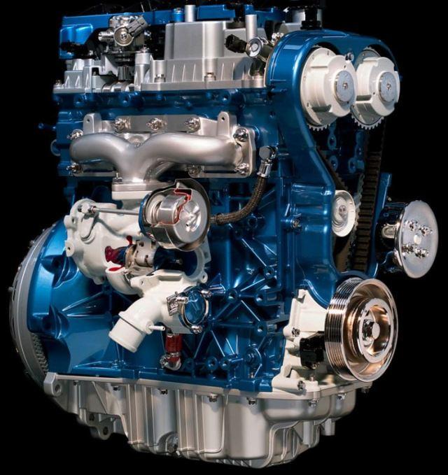 Ford 1 Liter Ecoboost Turbo Petrol Engine