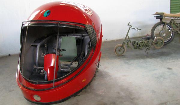 Helmet Car