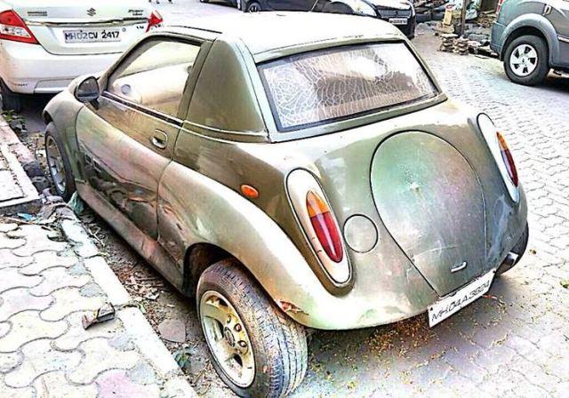 Modified Maruti 1000 1