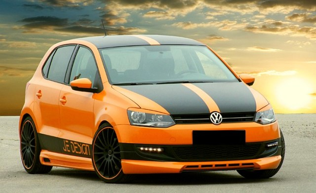 Volkswagen Polo Body Kit