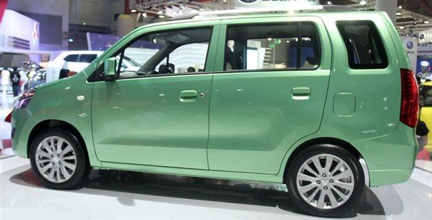 7 Seat Maruti WagonR 1