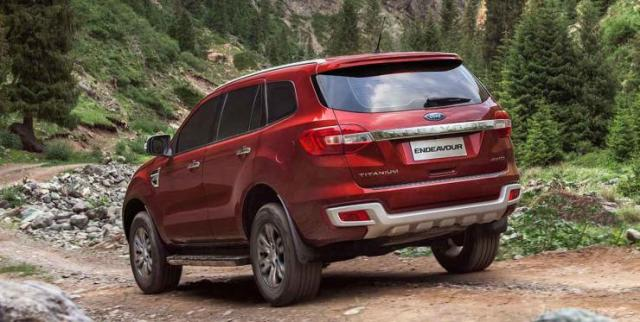 Ford Endeavour 2