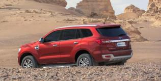 Ford Endeavour 6