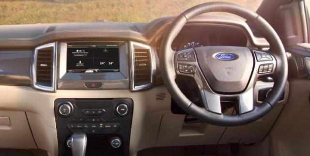 Ford Endeavour 7
