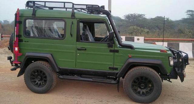 Ford Gurkha Azad 4X4 2