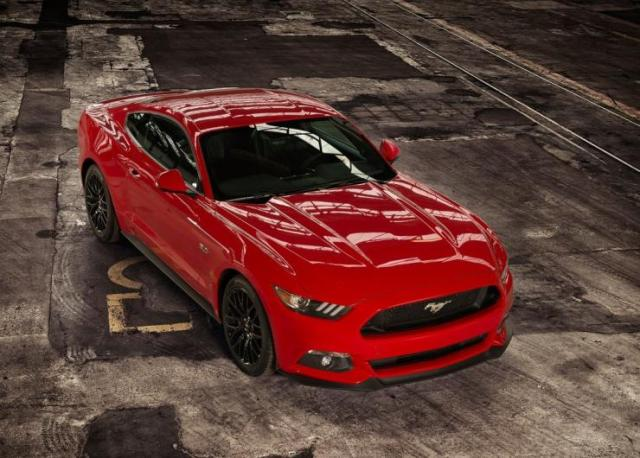 Ford Mustang 11