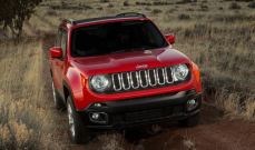 Jeep Renegade Compact SUV 10