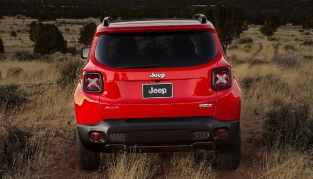 Jeep Renegade Compact SUV 2