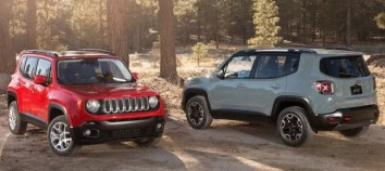 Jeep Renegade Compact SUV 3
