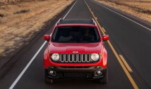 Jeep Renegade Compact SUV 6