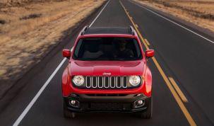 Jeep Renegade Compact SUV 6