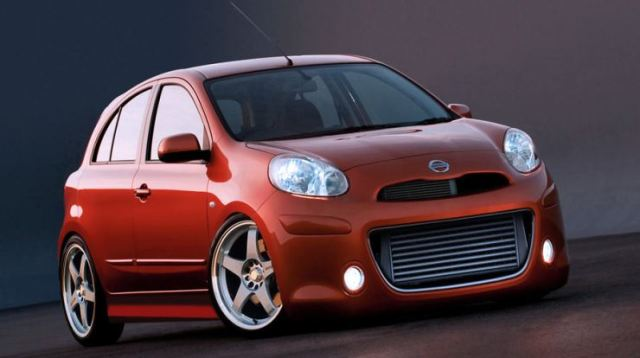 Nissan Micra Low Rider