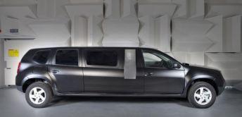 Renault Duster Limousine 3