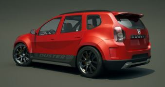 Renault Duster Low Rider 3