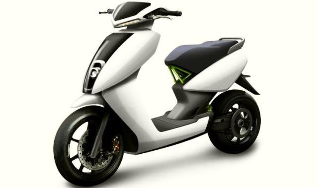 Ather S340 Electric Scooter 1
