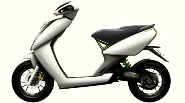 Ather S340 Electric Scooter 2