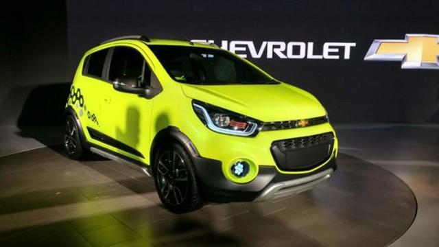 Chevrolet Beat Active