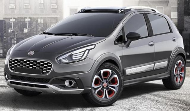Fiat Avventura Urban Cross 2