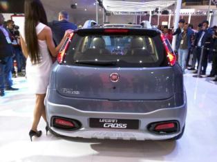 Fiat Avventura Urban Cross 8