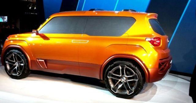 Hyundai HND 14 SUV 2