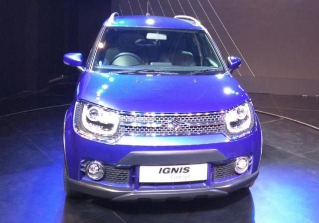 Maruti Suzuki Ignis 1
