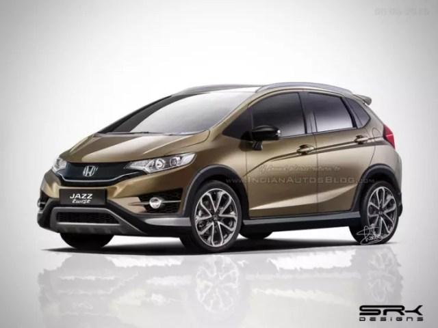 Honda Jazz Twist 2FM Crossover