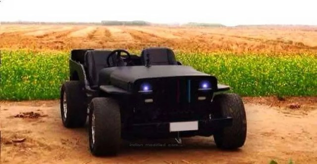 Jeep Low Rider 2