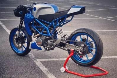 KTM Duke Sonic 200 1
