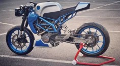 KTM Duke Sonic 200 2