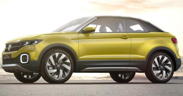 Volkswagen T-Cross Breeze 1