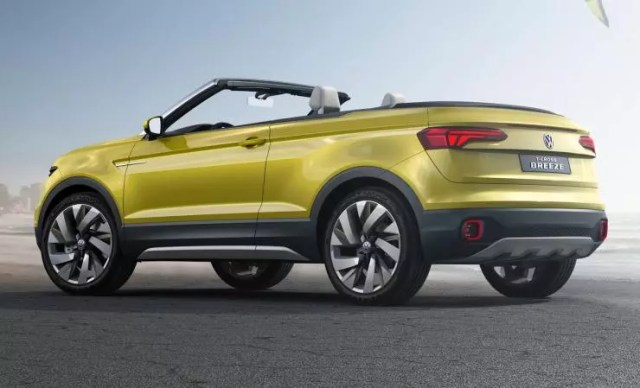 Volkswagen T-Cross Breeze 4