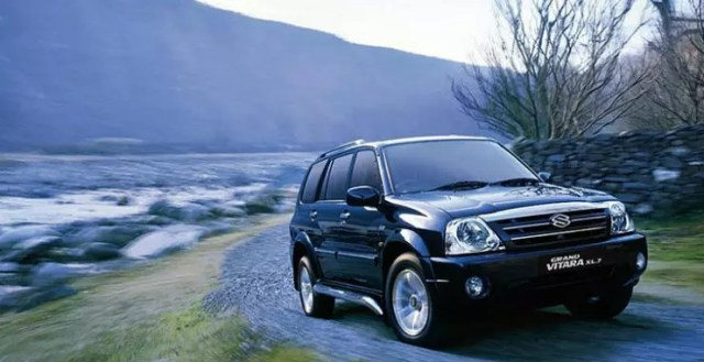 Maruti Suzuki Grand Vitara XL-7