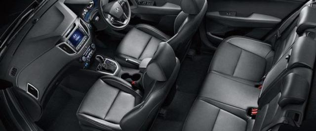 Hyundai Creta Seating