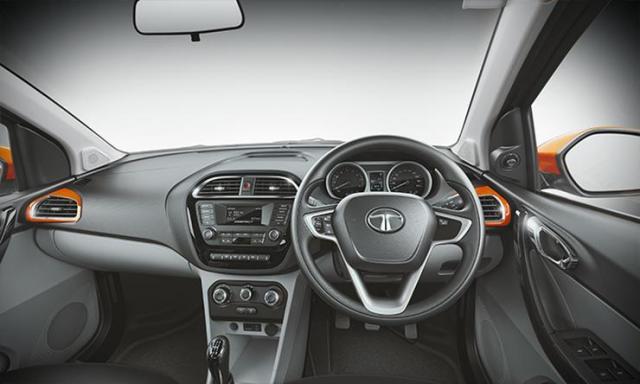 Tata Tiago Dashboard