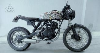 Gear-Gear Bajaj Pulsar Cafe Racer 4