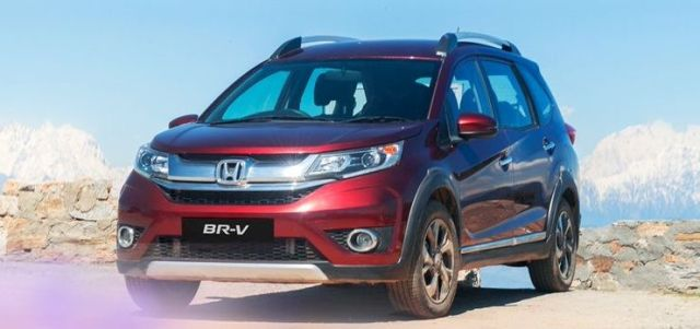 Honda BR-V 7
